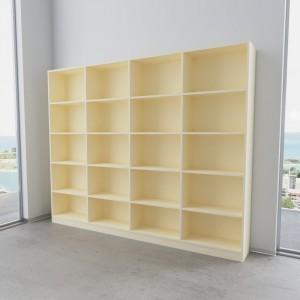 "Bücherwand Crema Modell ""Sianna"""