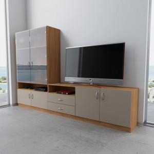 Tv Wohnwand maßgefertigt