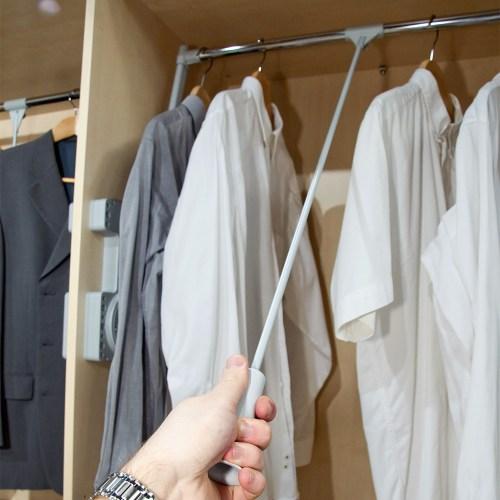 Kleiderstange - Kleiderlift