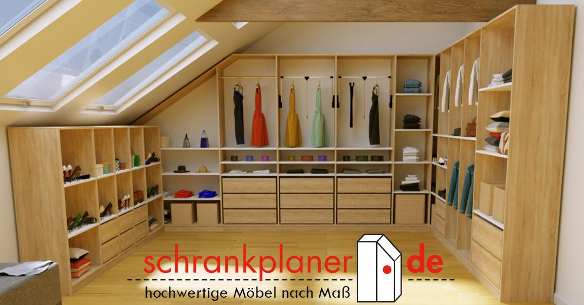 Individuellen Schrank online planen | Möbel nach Maß ...